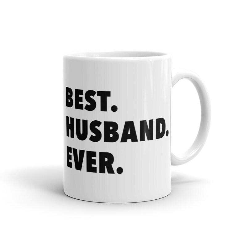 Husband Birthday Gift For Best Mug Dad