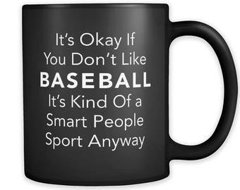 Baseball Black Mug, Baseball Gifts, Baseball Player Mug, Baseball Player Gift, Baseball Mug, Funny Baseball Mug, Cool Baseball Gift #a257