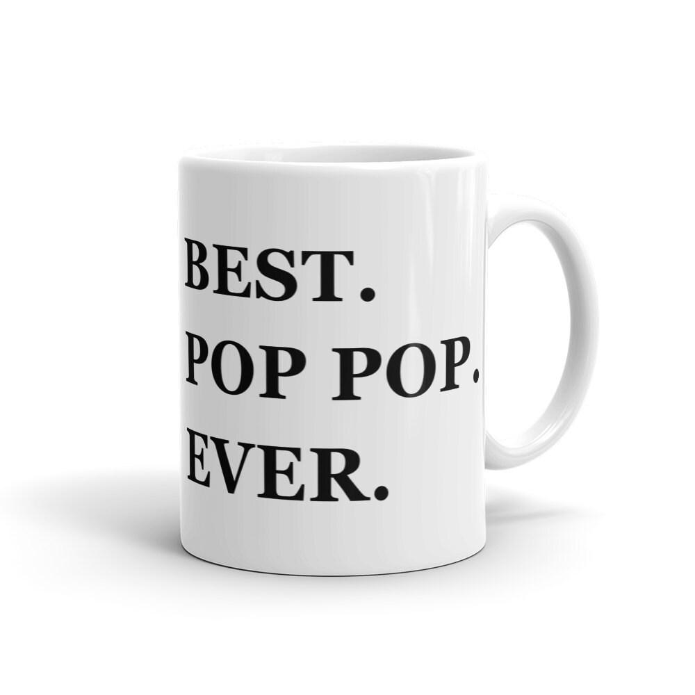 papy tre cadeau grand p re cadeau pour pop pop mug papa. Black Bedroom Furniture Sets. Home Design Ideas
