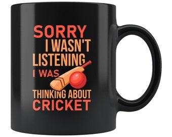 Cricket Mug, Cricket Gift, Cricket Player Mug, Cricket Lover Mug, Cricket Lover Gift, Cricket Player Gift, Cricket Coach Gift #d247