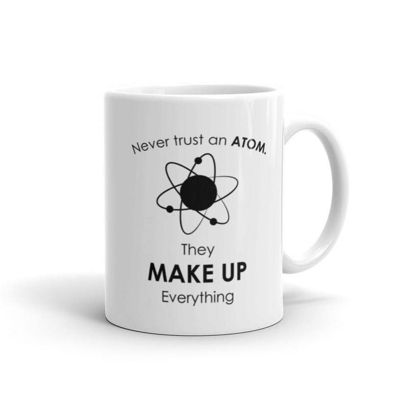 Science mug ideal for scientists coffee lovers Gift for image 0