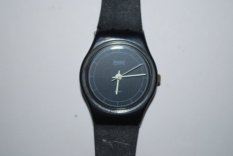 1984 Tech Swatch Free Battery New Strap Lady Classic Watch Shippingamp; Lb Vintage High 102 tQhBrxsCd