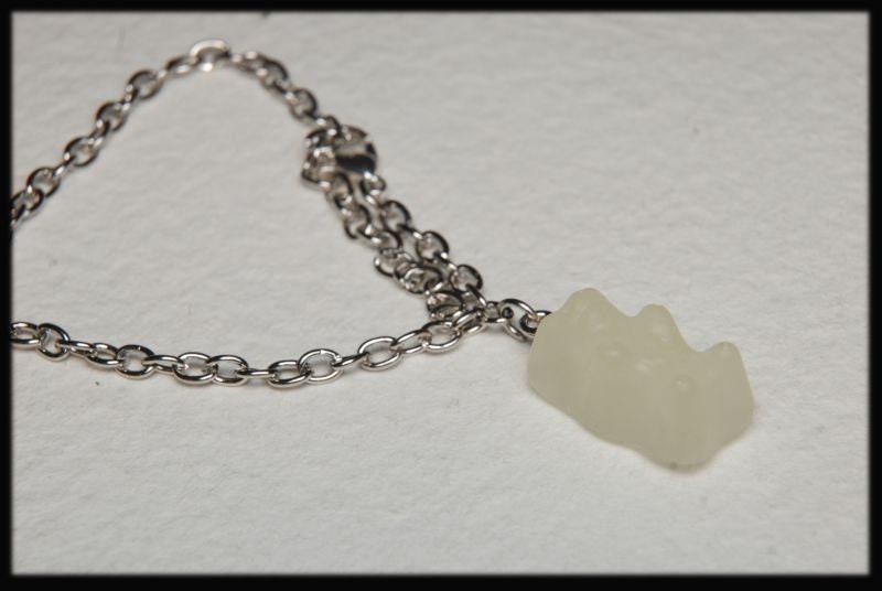 bdf99c64ccf Bracelet with shining bear jelly beans