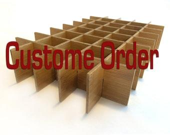 Custom Dividers