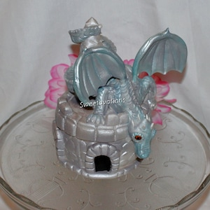 Birthday Gothic Dragon Eyes Steampunk Cake Dragon Cake Fondant Dragon Cake Topper Dragon Wings Dragon Theme Dragon Topper