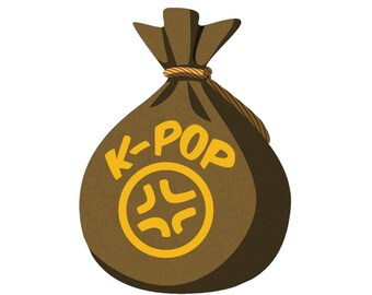 K-POP Grab Bag, K-POP Lucky Pack, Mystery Grab Bag, K-POP Gift Box, K-Pop Swag, K-Pop Swag bag, Lucky Pack, K-Pop Theme, K-Pop Lucky Pack 1