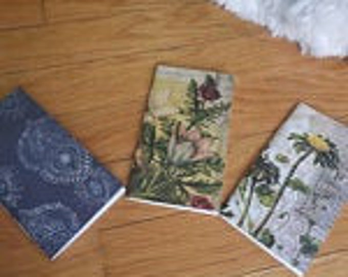3 x Personal Travelers Notebook Inserts