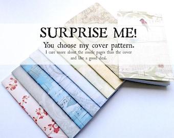 Traveler's Notebook Insert - RANDOM SURPRISE Cover - Midori Insert - Fauxdori Insert - Ready Made Insert - RM040