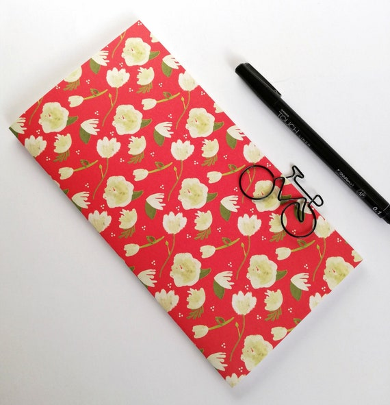 Traveler's Notebook Insert - Bullet Journal - Fauxdori Insert - Midori Insert - Personal Log - Diary - Travel Log - Financial Log - N493