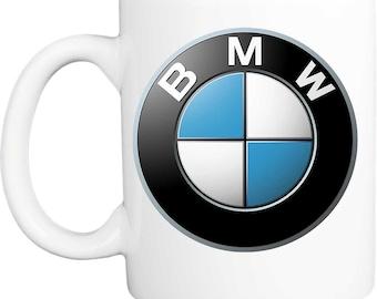 BMW COFFEE MUG 328 W