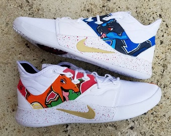 paul george shoes custom Kevin Durant