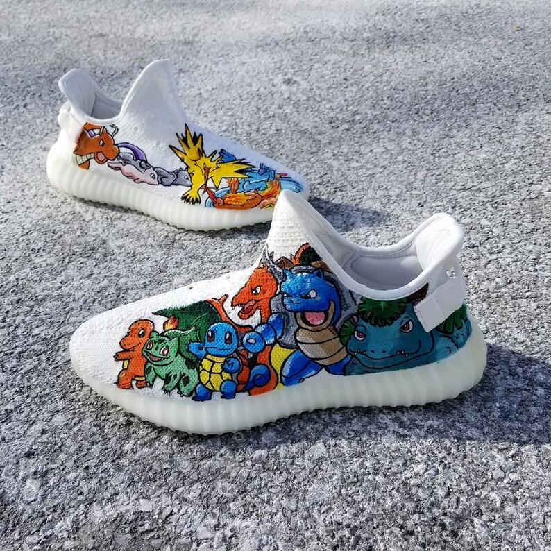 d6e5b83b1 Custom Yeezy Boost 350 v2 Sneakers