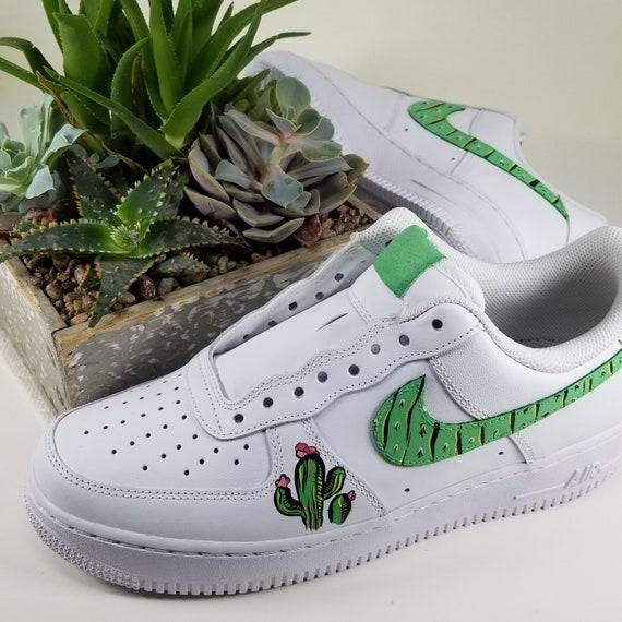 air force 1 cactus