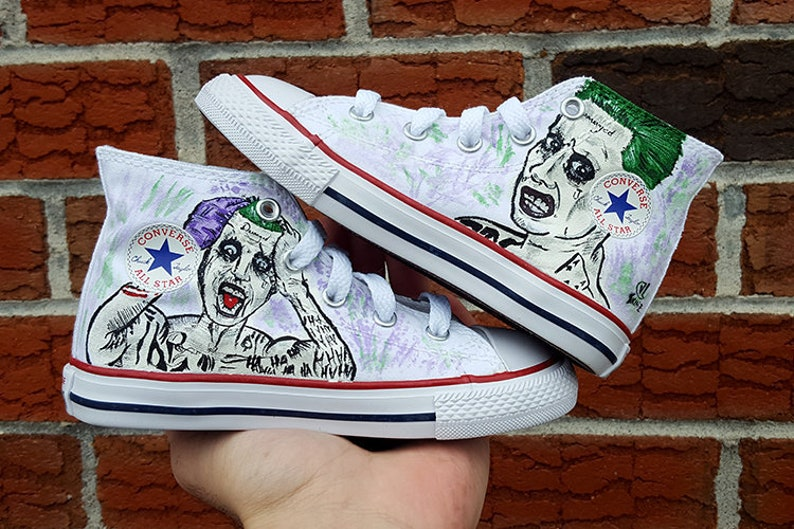 f67cf421a2079d Custom Kids Converse Shoes Chuck Taylor All Star Converse