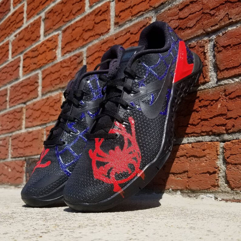 buy online 60e71 b70ca Custom Nike Metcon Weightlifting Crossfit Fitness Shoes   Etsy