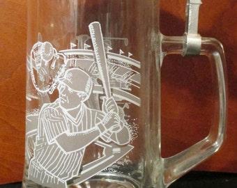 Beer Stein 1988 Santa Anita Park Oak Tree 20th Season Etsy