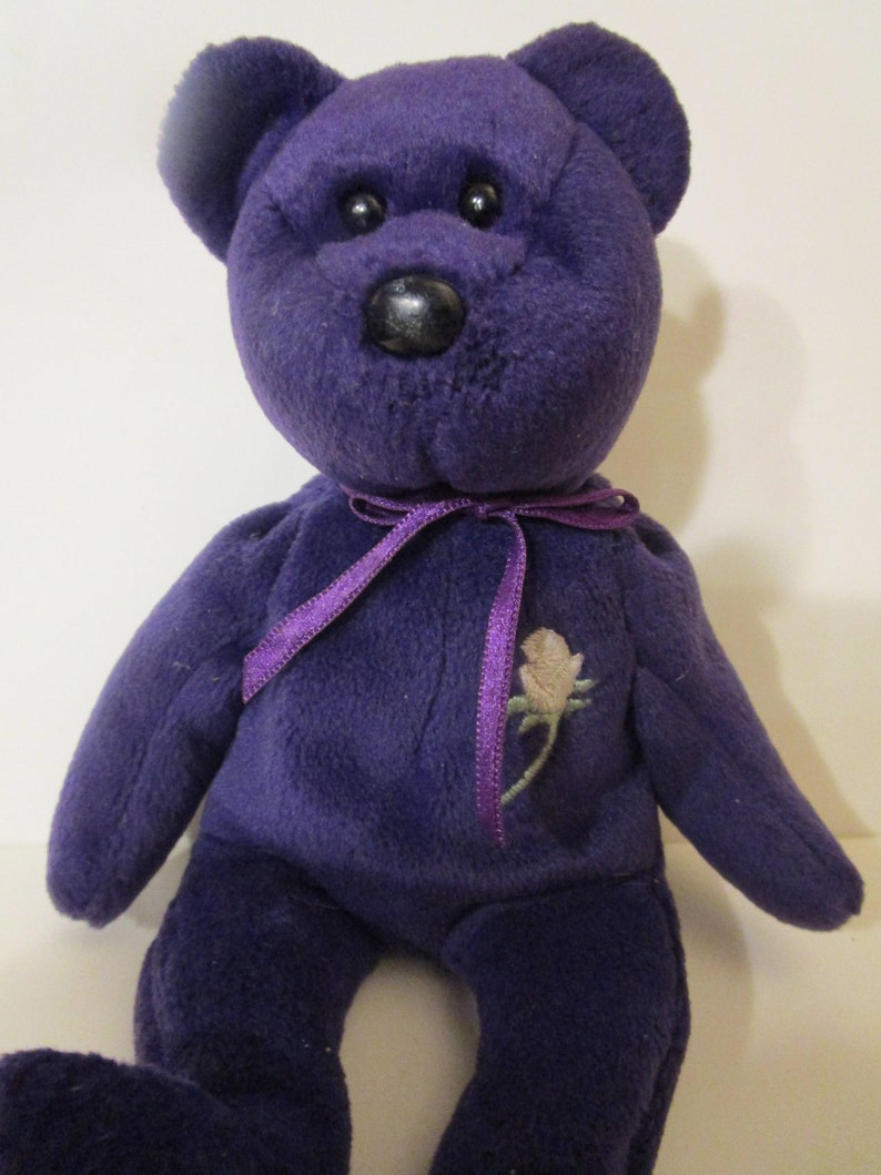 326d2ddd58e Princess Diana Ty Beanie Baby  PE Pellets-Without Tag