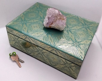 Decorative Boxes: Gems