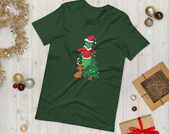 Holiday- Short-Sleeve Unisex T-Shirt