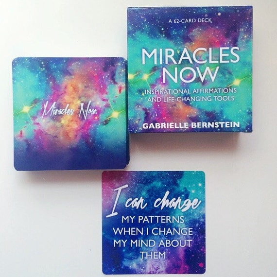 miracles now inspirational affirmations and life changing tools