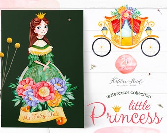 Little Princess. Part 1. Fairy Tale elements.