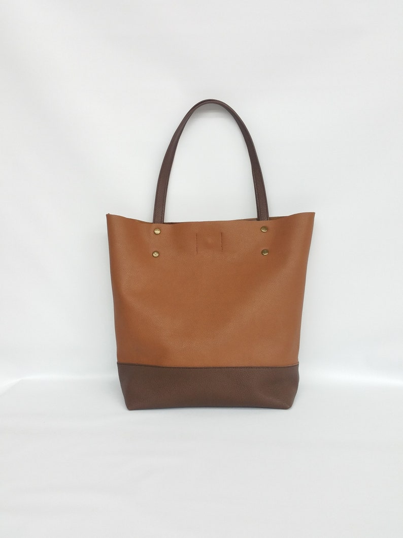 CLEARANCE Soft Brown Italian Leather Women/'s Handbagblue Genuine Leather bag mustard Raw Edged Tote and Shopperpink leather tote