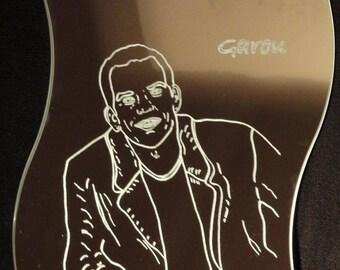 Mirror Garou portrait