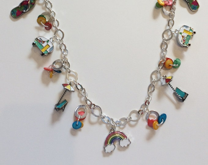 Summer Vacation Necklace