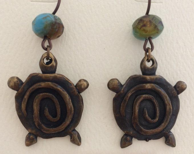 Bronze Turtles