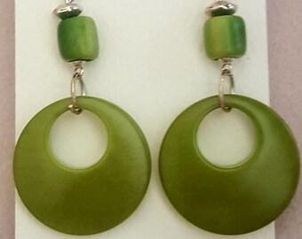 Green Tagua Nut