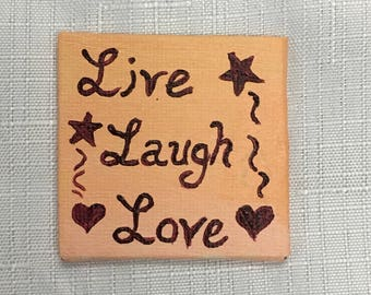 Laugh Lubrication Live Magnet