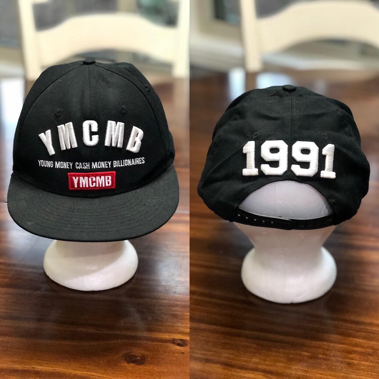 9d3c73e82c4 YMCMB 1991 cap hat snapback Young Money Cash Money