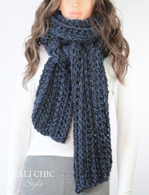 7fdd79c036b Crochet Scarf PATTERN Ashley Crochet Layered Scarf Pattern