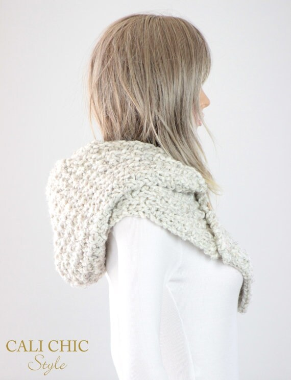 Knit Cowl PATTERN - Kyla Cowl Pattern #813 - Knit Scarf Pattern ...