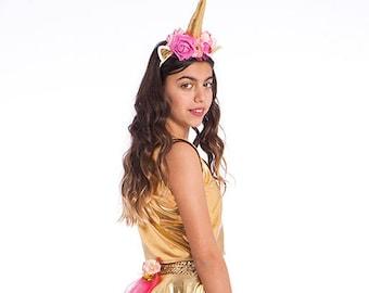 Unicorn Costume Halloween Costumes Kids Halloween Costumes Birthday Outfit Girl Costumes Teen Birthday Size 12 Older Girls Costume.  sc 1 st  Etsy & Halloween Costumes Girls Costumes Kids Costumes Girls