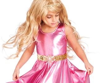 Aurora, Sleeping Beauty Costume, Pink Twirling Dress, Princess Costume, Pink Dress, Kids Costumes, Disney Costume, Disney Princess