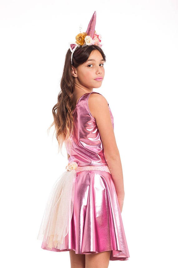 Size 12 Girls Halloween Costumes.Birthday Outfit Girl Costumes Teen Birthday Size 12 Older Etsy
