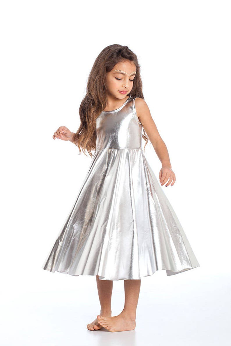 847c007d49d Girls Dress Party Dress For Girls Size 4 5 6 Special