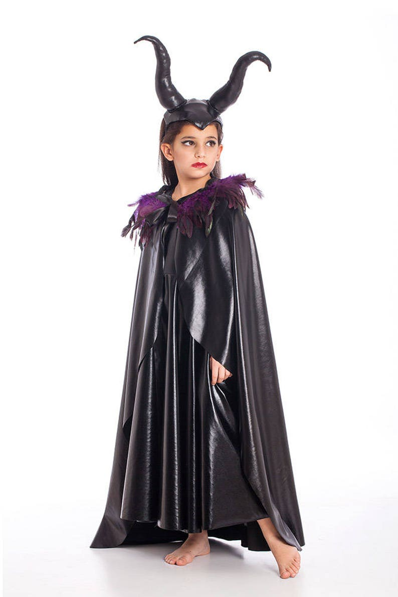 Halloween Costumes For Girls.Maleficent Cape Halloween Costumes Kids Costumes Girls Halloween Costume Maleficent Costume Girls Toddler Costume