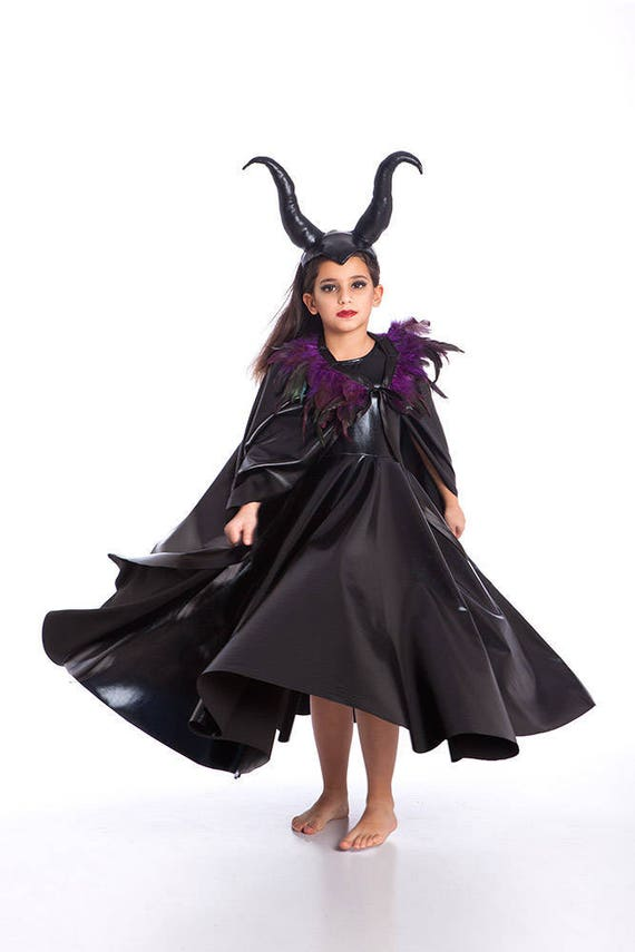 Halloween Costumes For Kids Girls 9 And Up.Maleficent Cape Halloween Costumes Kids Costumes Girls Halloween Costume Maleficent Costume Girls Toddler Costume