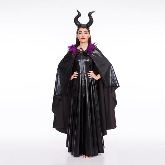 Adult Maleficent Costumes Maleficent Headpiece Teen Costumes Woman Halloween Costume Maleficent Horns Young Girls Costume