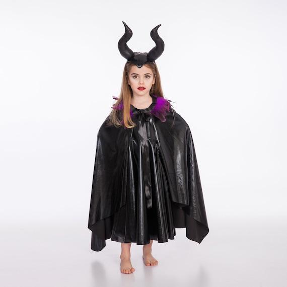 Toddler Maleficent Costume Girls Costumes Kids Costumes Girls Halloween Costume Maleficent Horns Girls Maleficent Headpiece