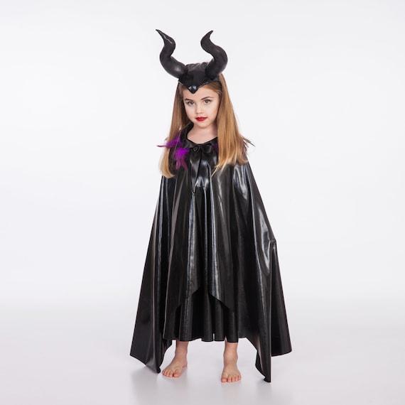 Girls Maleficent Costume Halloween Costumes Kids Costumes Girls Halloween Costume Maleficent Horns Girls Toddler Costume
