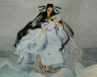 Yuki Onna the snow woman yurei (8/8): Strength of a mother, proudness of a queen