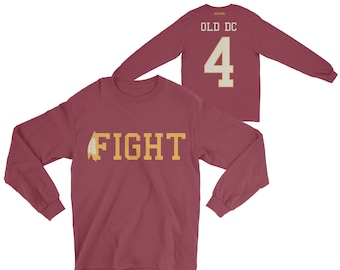 Fight for old D.C shirt