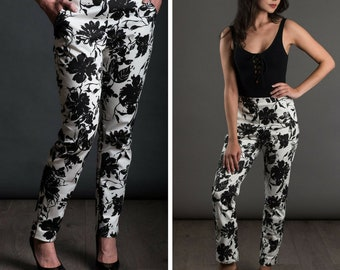 The City Trousers- Adult PDF sewing pattern