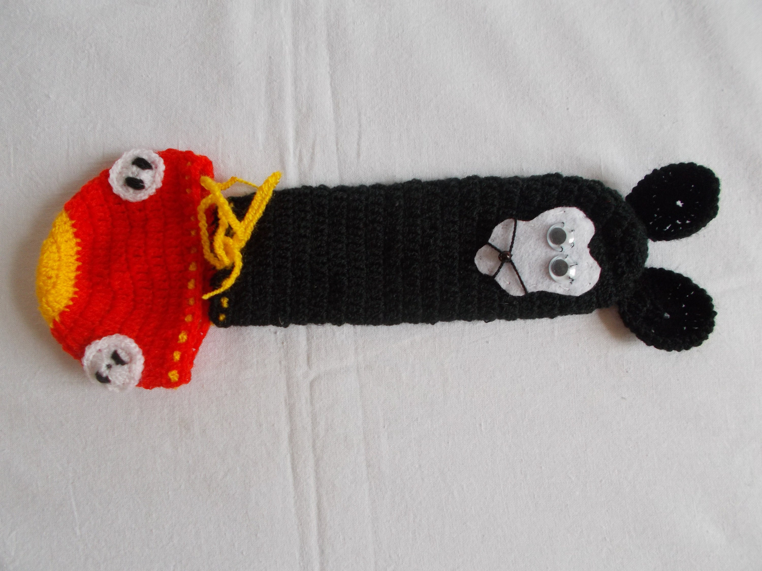 Mickey Mouse Hand Knitted Underwear Penis Warmer Cock Sock Etsy