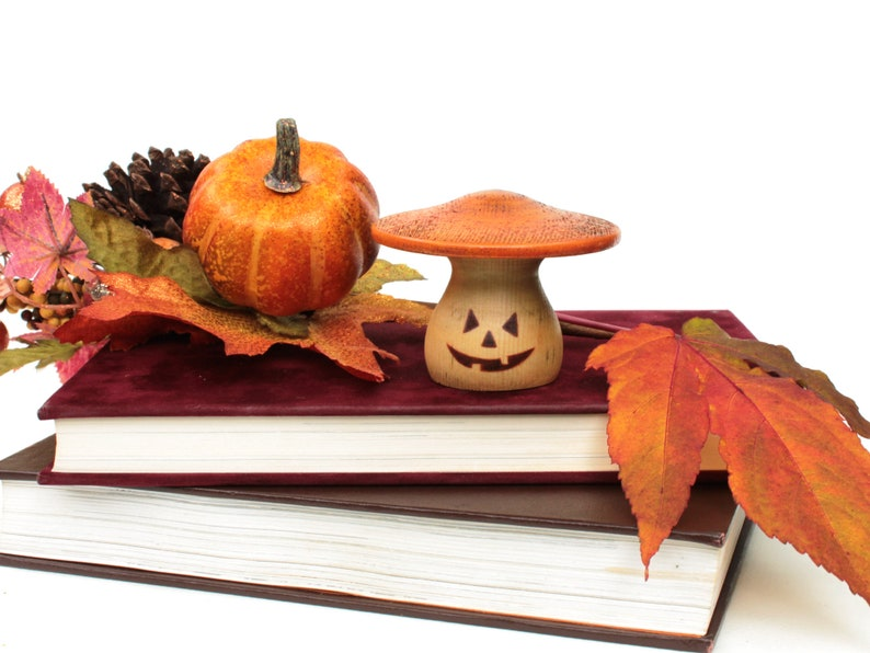 Small Pumpkin Mushroom image 0