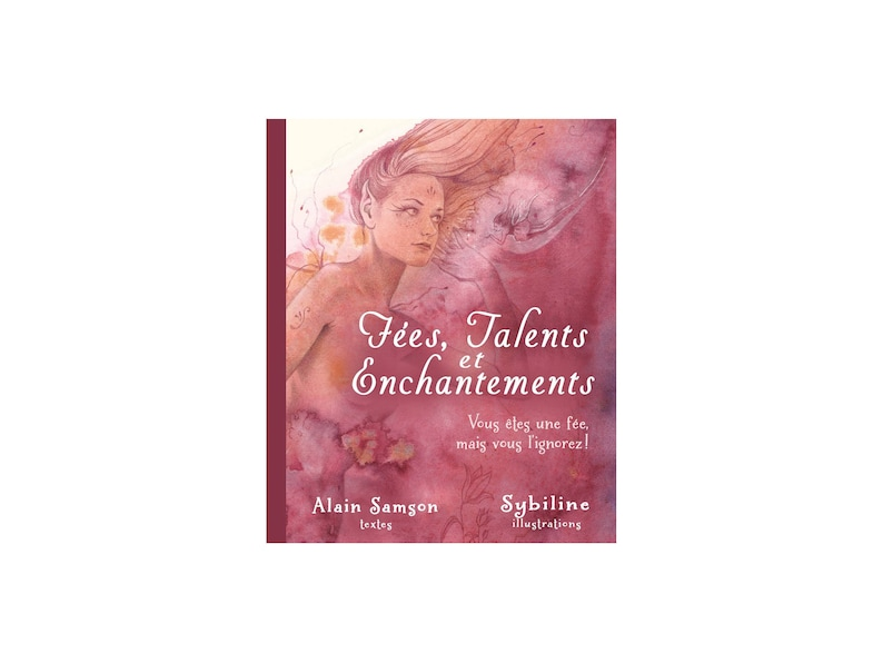 Book: Fées talents et enchantements french only image 0