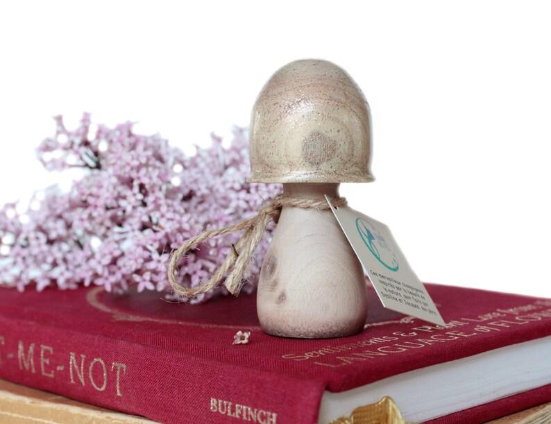 Golden Mushroom image 0